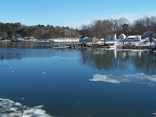 Spruce Creek, Kittery, Maine