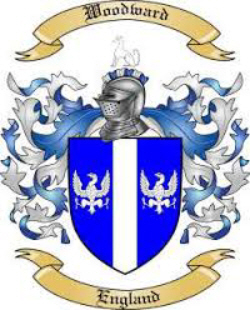 Immigrant Ancestor - Woodward Coat of Arms