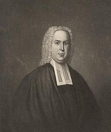 Israel's father Charles Chauncy was President of Harvard 1654 – 1672