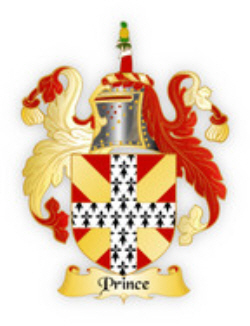 Father of Immigrant  Ancestor - Prince Coat of Arms