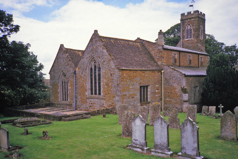 St Andrews Church, Stoke Dry, Rutland historical research
