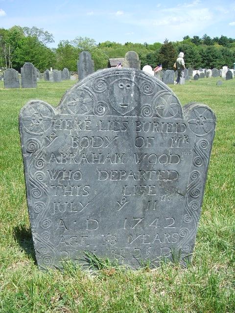 Abraham Wood Gravestone Revolutionary War Cemetery  Sudbury Middlesex, Mass Find A Grave Memorial# 35771899