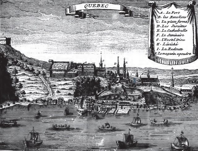 Battle of Quebec 1690