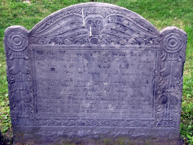 Old Burying Ground  Wakefield Middlesex County Mass  Find A Grave Memorial# 22257450