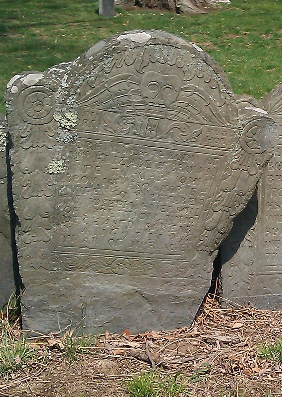 Old Burying Ground  Wakefield, Middlesex , Mass - Find A Grave  Memorial# 21230461