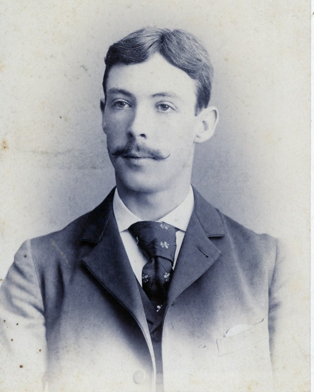 C E Lang age 20 1892