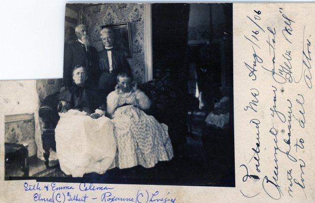 Coleman Children August 1906
