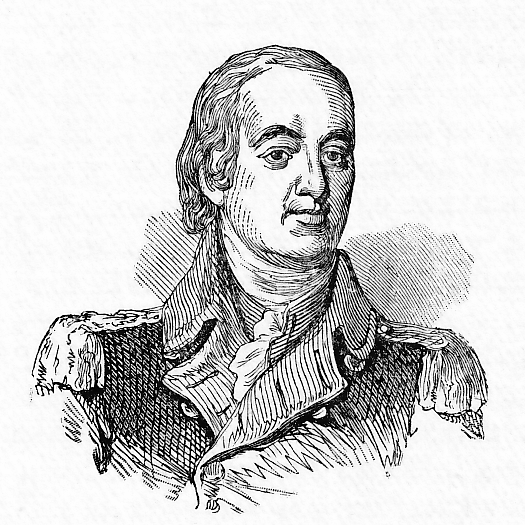 William Alexander, Lord Stirling
