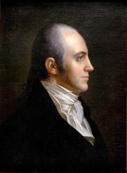 Aaron Burr (1756 - 1836)