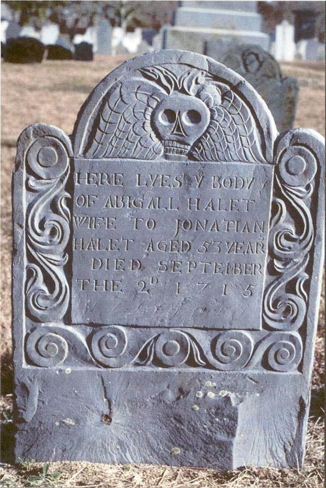 Abigail Dexter Gravestone