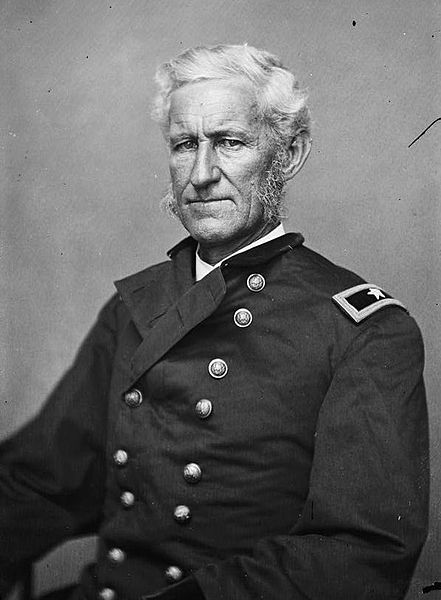 Adjutant General Lorenzo Thomas gave Rebecca Minor an unlimited travel pass in May 1864.