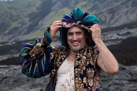 Stephano in theTempest, here played by Alfred Molina in the 2010 film version