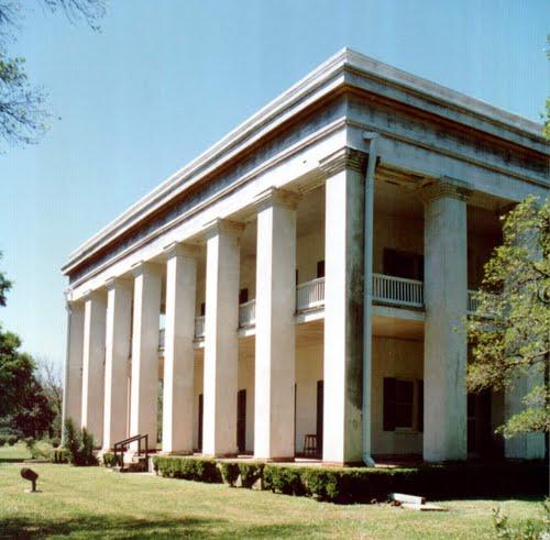 Ashland Plantation House