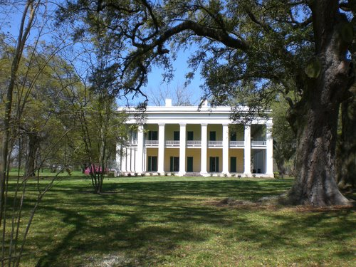 Ashland Plantation House