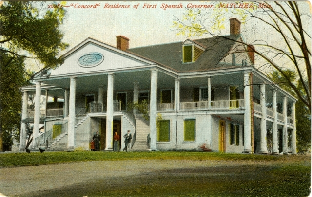 Concord Natchez burned in 1901.  This postcard contains the only known photo