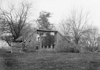 Concord Ruins 1940