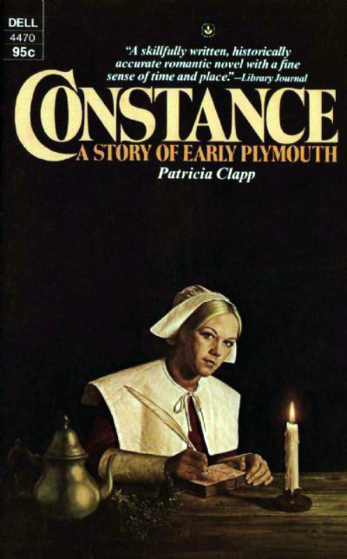 Constance A Story of Early Plymouth 2
