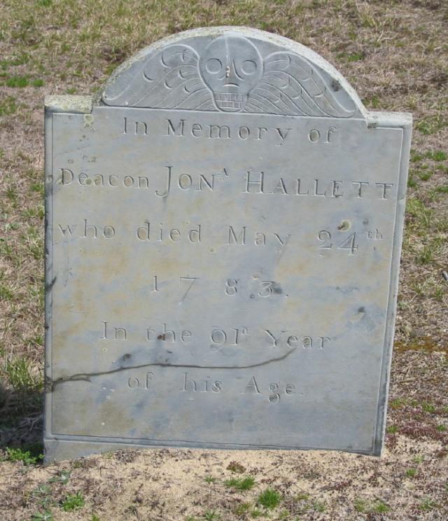 Deacon Jonathan Hallet