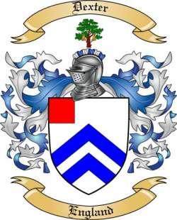 Dexter Coat of Arms