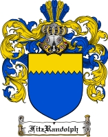 Fitz Randolph coat of arms