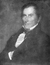 George Poindexter - US Senator from Mississippi - was bi-polar and a binge drinker. Quick tempered, Poindexter often clashed with adversaries and often challenged others to duels.