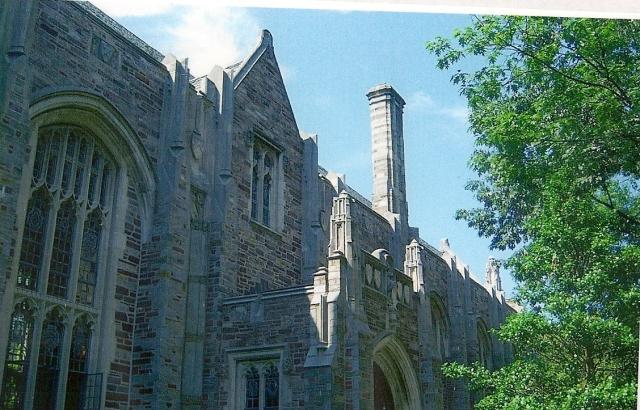 Holder Hall, Princeton University
