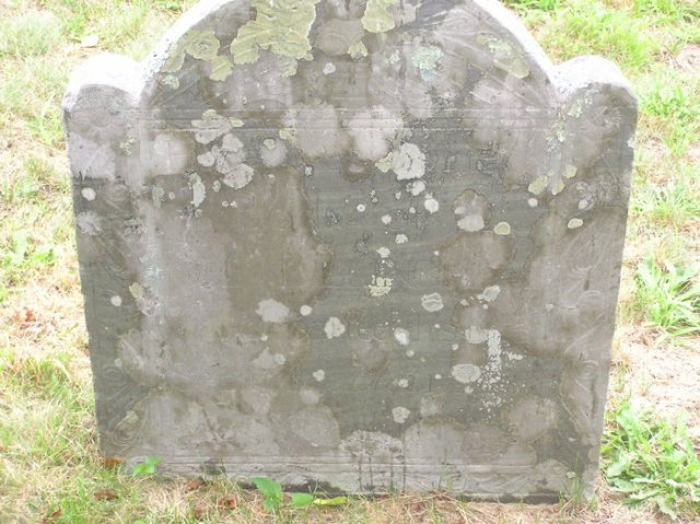 Here Lyes buried the body of Mr John Dillingham who departed this life SEPth 11th Anno Domni 1746 in ye 83d year of his age