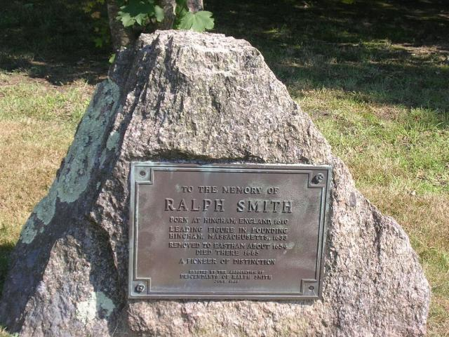 Ralph Smith Memorial Findagrave #15872186