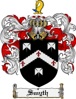 Smyth Coat of Arms