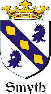 Immigrant Ancestor - Smyth Coat of Arms