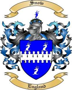 Snow Coat of Arms