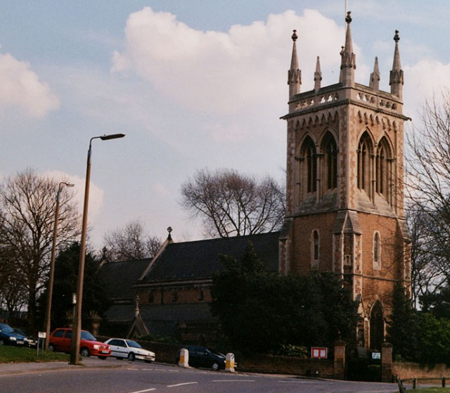 St. Leodegarius Church, Basford  (Restored)
