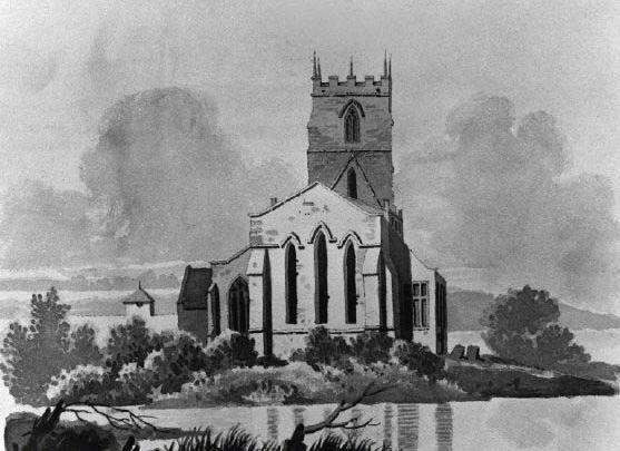 St. Leodegarius Church, Basford