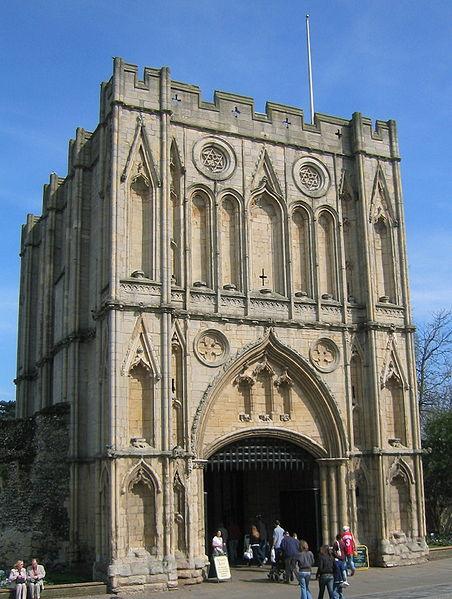 Abbeygate In Bury St Edmunds