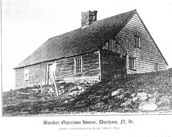 Bunker Garrison