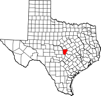 Burnet County Texas