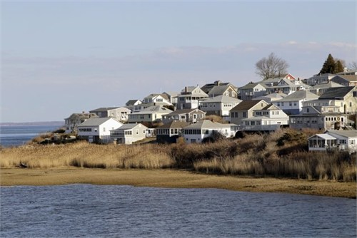 Cottages on Little Neck, Ipswich, Mass