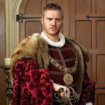 "Steven Waddington as Duke of Buckingham in Showtime's ""The Tudors""  Not Shakespeare, but lots of fun"