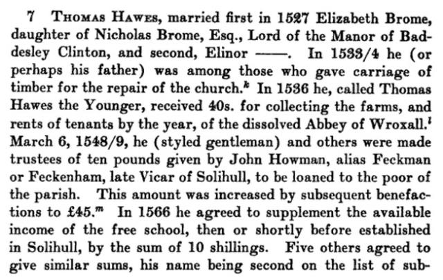 Edmund Hawes Bio 20b