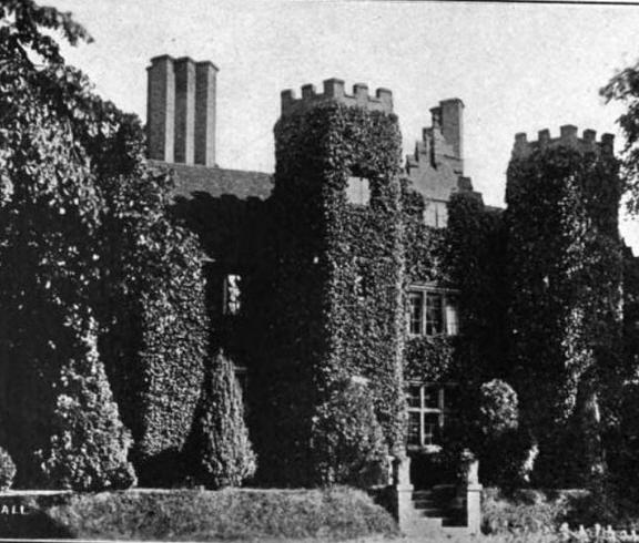 Hillfield Hall