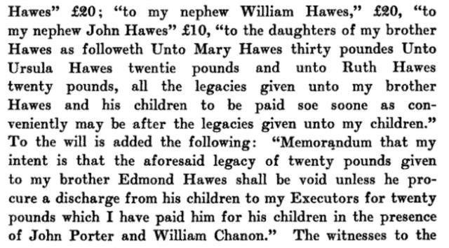 Edmund Hawes Bio 61