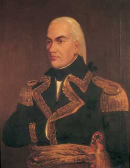 David fought with Francisco de Miranda (1754 - 1816) Nicknamed El Precursor  (de Bolivar) y El Primer Venezolano Universal