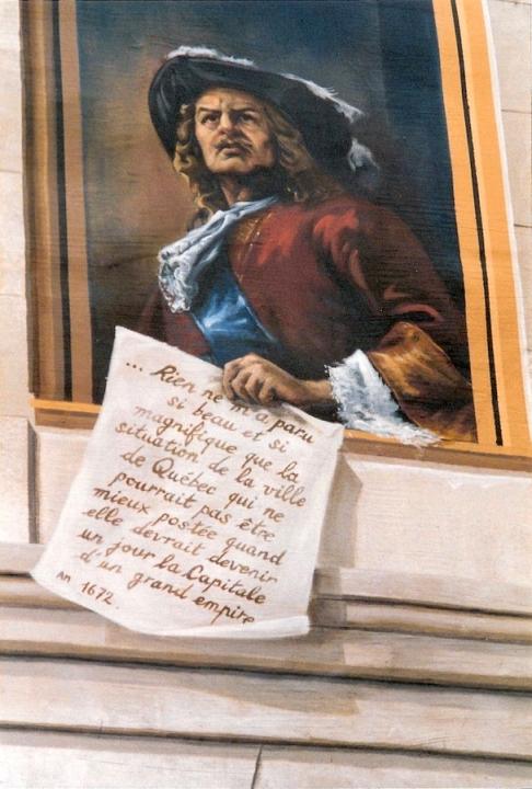 Louis de Buade de Frontenac