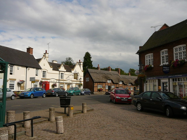 Market Bosworth Today