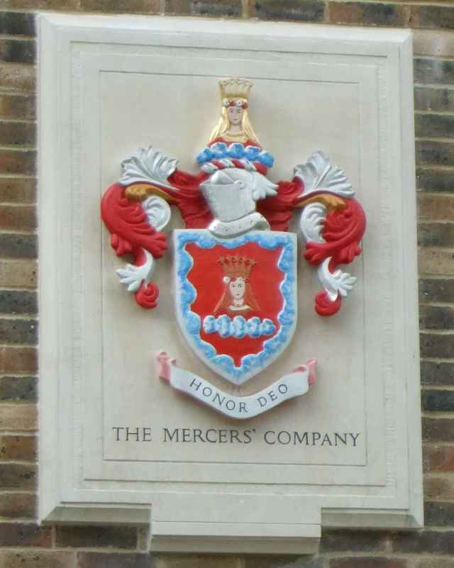 Mercers Company Badge