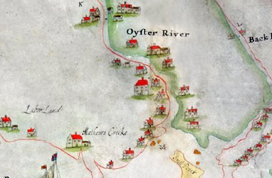 Oyster River Detail