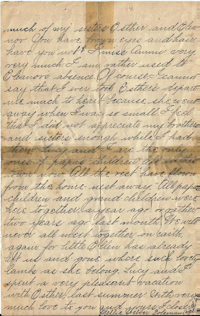 Nellie 1890 2