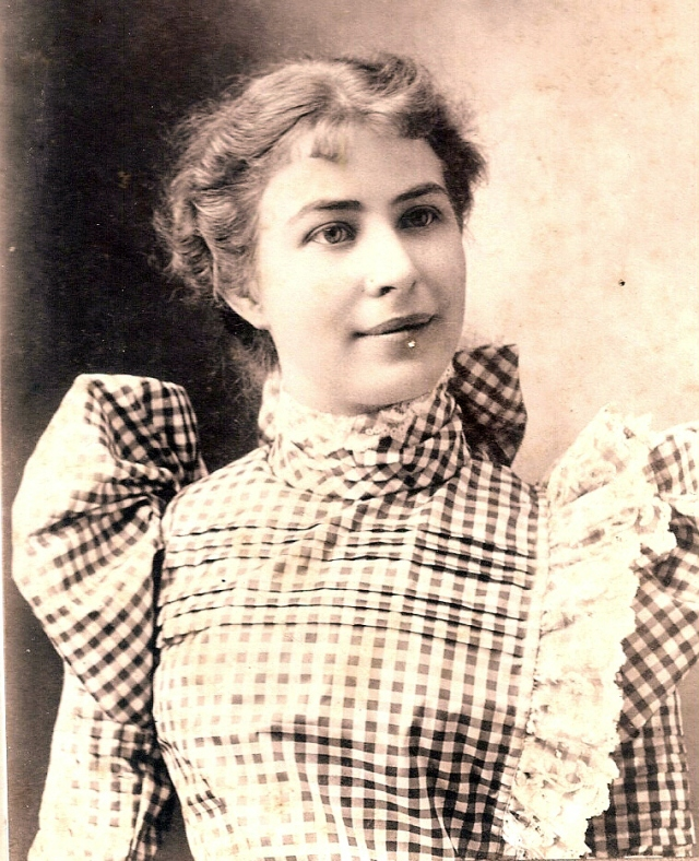 Nellie Coleman 1890/91 Letters