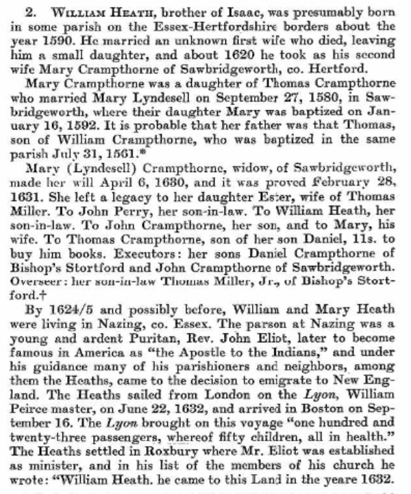The ancestry of Annis Spear, 1775-1858, of Litchfield, Maine  By Walter Goodwin Davis