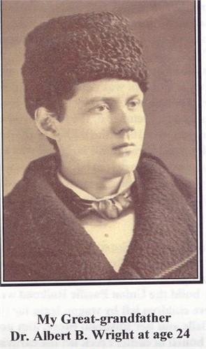 Albert B. Wright Portrait